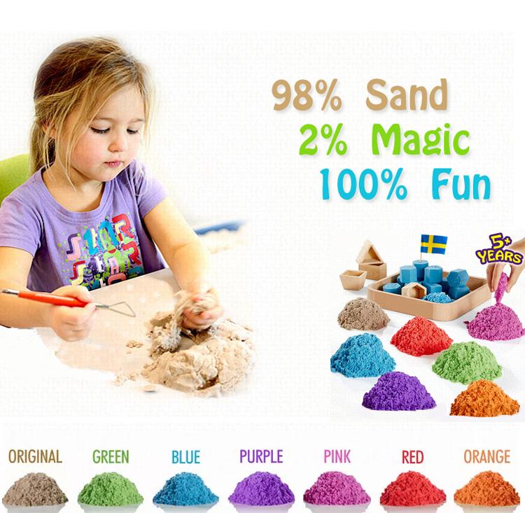 jual kinetic sand pasir kinetik murah mainan edukatif anak www.Solusibayi.com 16