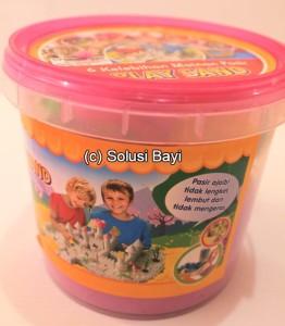 jual kinetic sand pasir kinetik murah mainan edukatif anak www.Solusibayi.com 23