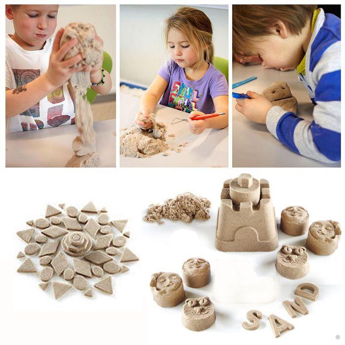 jual kinetic sand pasir kinetik murah mainan edukatif anak www.Solusibayi.com 6