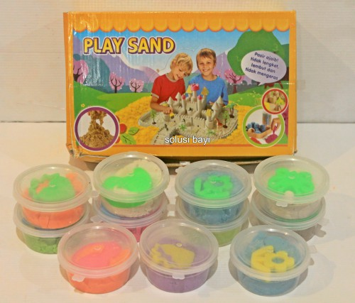 playsand cups solusibayi